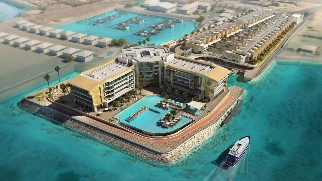 "ROYAL M HOTEL & RESORT ABU DHABI"" 5*"