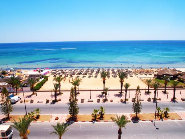 ГОРЯЩИЙ ТУР В ТУНИС:Белоснежные пляжи и чистейшее море!