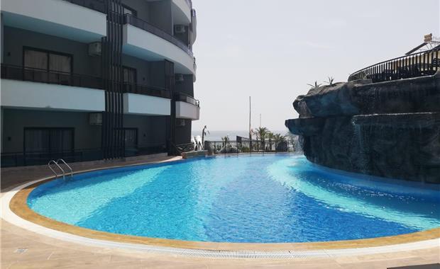 Новый турецкий отель на берегу моря! Рекламные цены!
