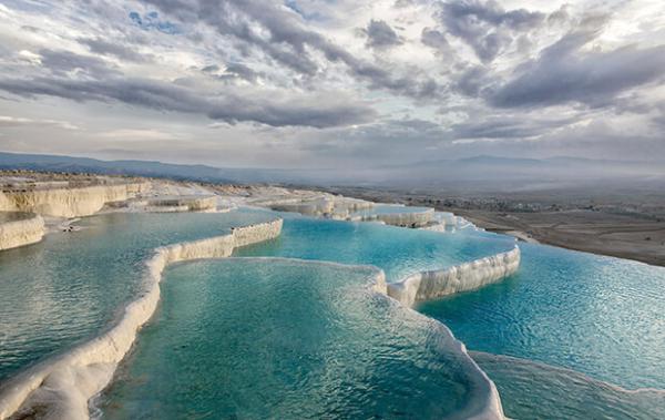 Отели для зимнего отдыха в Турции