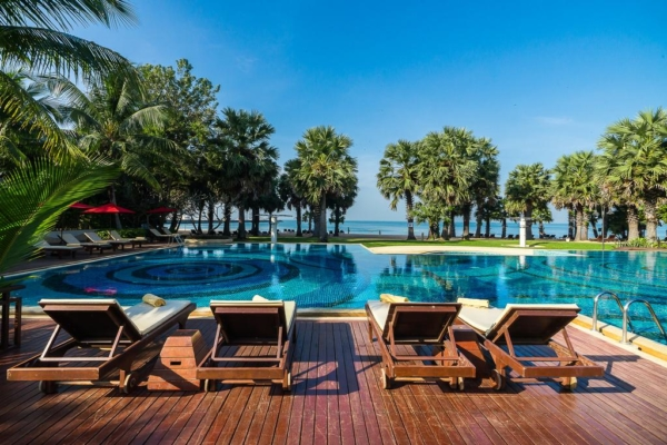 Порадуйте себя и своих близких шикарным отдыхом в  отеле 5* за минимальные деньги!